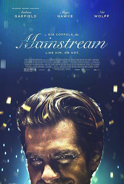 "Movie poster for ""MAINSTREAM"""