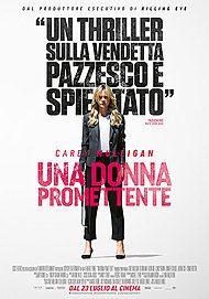 """Movie poster for """"Una Donna Promettente"""""""