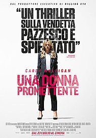 "Movie poster for ""Una Donna Promettente"""