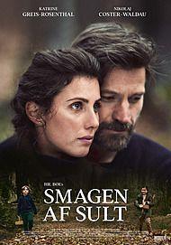 """Movie poster for """"SMAGEN AF SULT"""""""