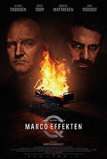 Plakat for MARCO EFFEKTEN