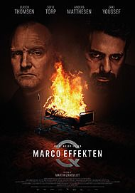 "Movie poster for ""MARCO EFFEKTEN"""