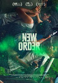 "Movie poster for ""NEW ORDER"""