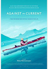 "Movie poster for ""AGAINST THE CURRENT"""