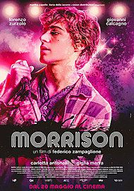 "Movie poster for ""Morrison"""