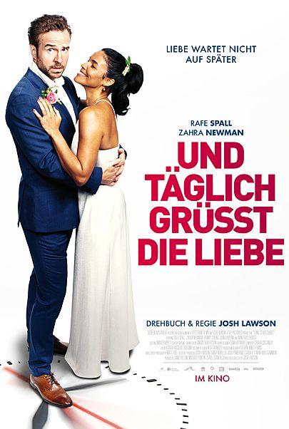"""Filmplakat für """"UND TÄGLICH GRÜSST DIE LIEBE"""""""