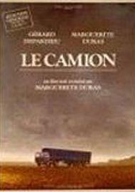 """Affiche du film """"LE CAMION"""""""