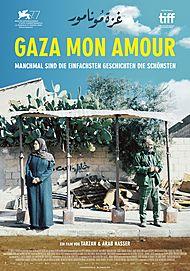 """Filmplakat für """"GAZA MON AMOUR"""""""