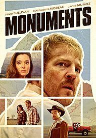 "Movie poster for ""MONUMENTS"""