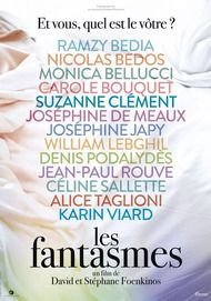 "Movie poster for ""LES FANTASMES"""