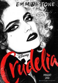 """Movie poster for """"Cruella"""""""