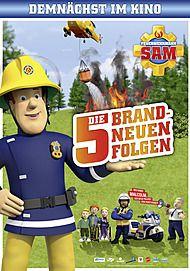 "Movie poster for ""FIREMAN SAM: UNTITLED FIREMAN SAM SPECIAL"""
