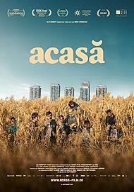 "Filmplakat für ""ACASĀ"""