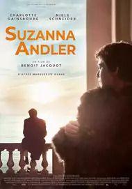 """Affiche du film """"SUZANNA ANDLER"""""""