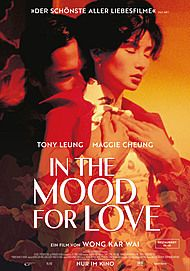 "Filmplakat für ""IN THE MOOD FOR LOVE"""
