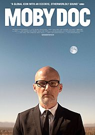 """Movie poster for """"MOBY DOC"""""""