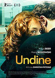 "Movie poster for ""UNDINE"""