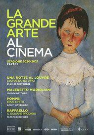"""Movie poster for """"Raffaello Il giovane Prodigio"""""""