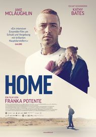 """Movie poster for """"HOME"""""""