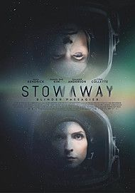 """Movie poster for """"STOWAWAY"""""""