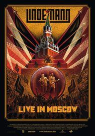 """Filmplakat für """"LINDEMANN - LIVE IN MOSCOW"""""""