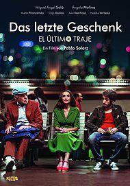 "Movie poster for ""EL ULTIMO TRAJE"""