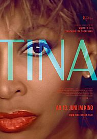 """Movie poster for """"TINA"""""""