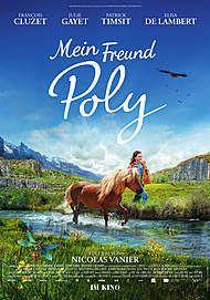 "Movie poster for ""MEIN FREUND POLY"""