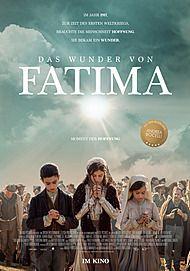 """Filmplakat für """"DAS WUNDER VON FATIMA"""""""