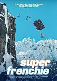 """Movie poster for """"SUPER FRENCHIE"""""""