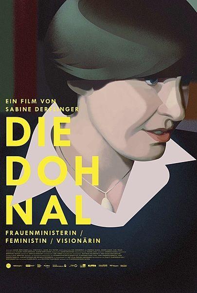 """Filmplakat für """"DIE DOHNAL"""""""