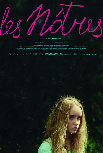 """Movie poster for """"LES NOTRES"""""""