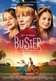 "Movie poster for ""BUSTER OREGON MORTENSEN"""