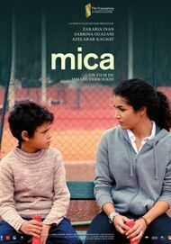 """Movie poster for """"MICA"""""""