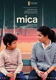 """Affiche du film """"MICA"""""""