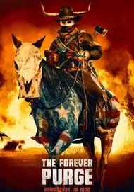 "Filmplakat für ""THE FOREVER PURGE"""