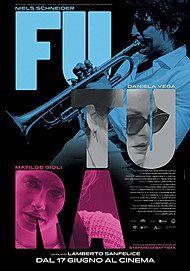 """Movie poster for """"Futura"""""""