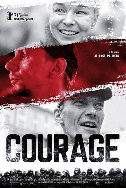 """Filmplakat für """"COURAGE"""""""