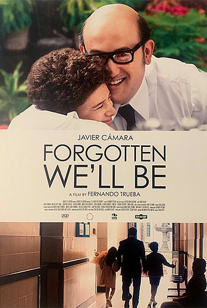"""Movie poster for """"Forgotten We'LL Be"""""""