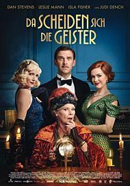 """Filmplakat für """"DA SCHEIDEN SICH DIE GEISTER"""""""