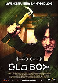 """Movie poster for """"Old Boy"""""""