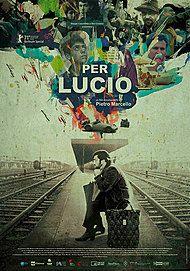 """Movie poster for """"Per lucio"""""""
