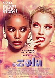 """Movie poster for """"ZOLA"""""""