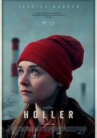 """Movie poster for """"HOLLER"""""""