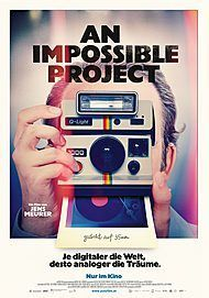 """Movie poster for """"AN IMPOSSIBLE PROJECT - FILMSTART IN ÖSTERREICH"""""""