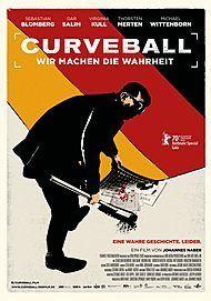 """Filmplakat für """"CURVEBALL - FILMSTART IN ÖSTERREICH"""""""