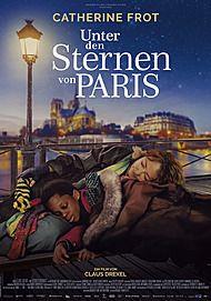"""Filmplakat für """"UNTER DEN STERNEN VON PARIS - FILMSTART IN ÖSTERREICH"""""""