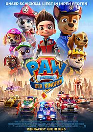 """Movie poster for """"PAW PATROL: THE MOVIE"""""""