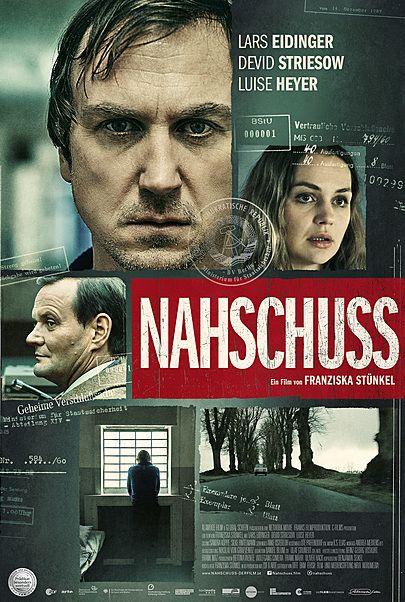 "Movie poster for ""NAHSCHUSS"""