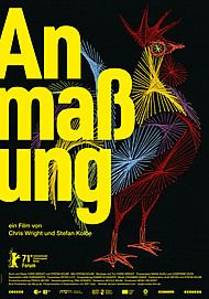 """Movie poster for """"ANMASSUNG """""""